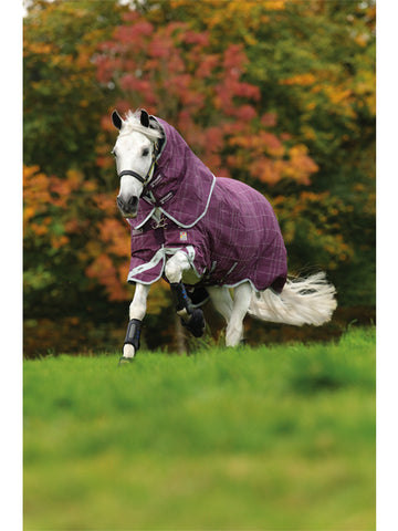 Rhino Plus Heavyweight Turnout Rug - 400g Fill