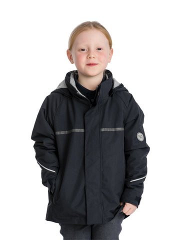 Childrens Horseware Waterproof Eco Tech Jacket