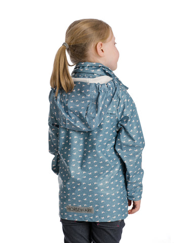 Horseware Kids Rain Jacket