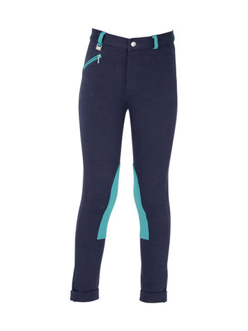 Children's Two Tone Jodhpurs by Hy