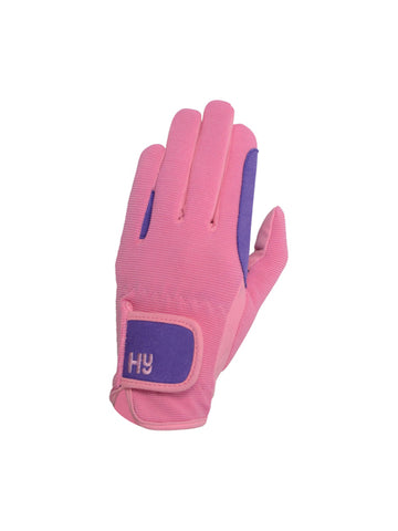 Children's Two Tone Everyday Riding Gloves