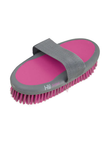 HyShine Active Groom Sponge Brush