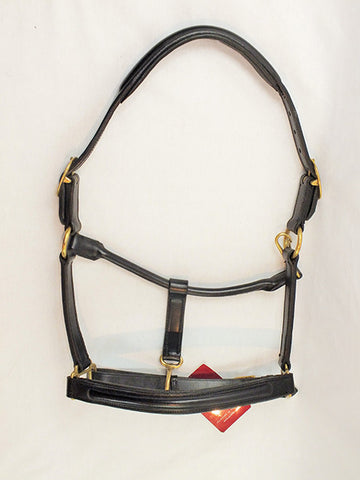 Jeffries Padded Leather Headcollar