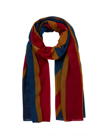 Joules Gloria 30th Anniversary Union Jack Scarf