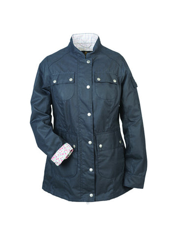 Barbour Stirrup Wax Jacket
