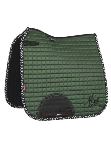 Mini LeMieux Suede Dressage Saddle Pad