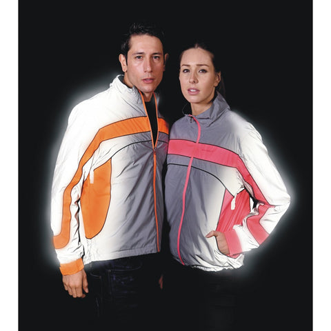 Hi Viz Reflective Waterproof Jacket