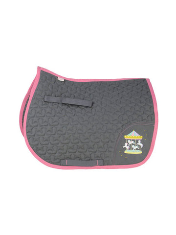 Merry Go Round Pony Saddle Pad