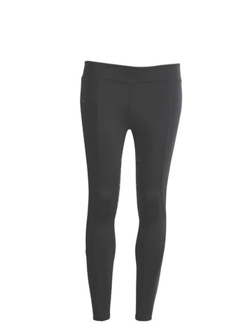 Montar Flora Fleece Lined Riding Tights for Children