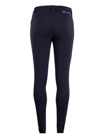 Montar Paisley Navy Soft Tech Breeches