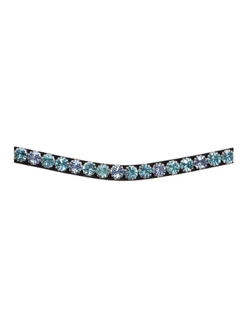 Montar Mighty Mighty Mix Aqua Browband