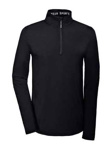 Pikeur Lief Zip Neck Base Layer for Men