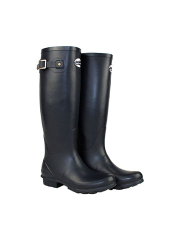 Rockfish Wellington Boots - Black