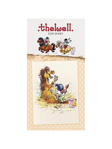 Thelwell 2021 Slim Diary