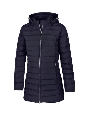 Pikeur Tilda Ladies Long Quilted Waterproof Coat