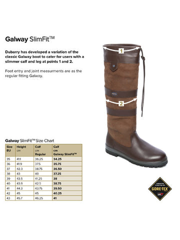 Dubarry Galway Slim Fit