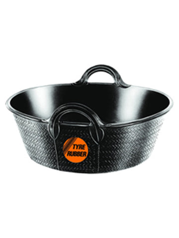 Rubber Feed Bucket Medium