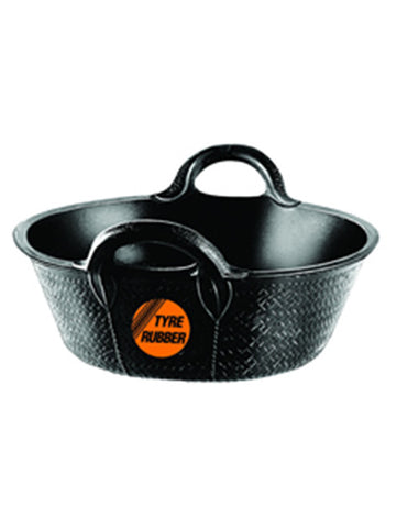 Rubber Feed Bucket Small