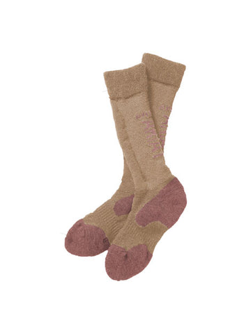 Ariat Alpaca Performance Socks - Covert Beige