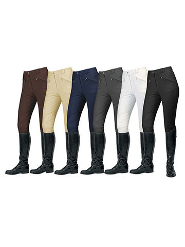 Mark Todd Ladies Euroseat Breeches