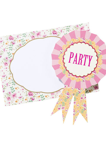Pony Party Invitations