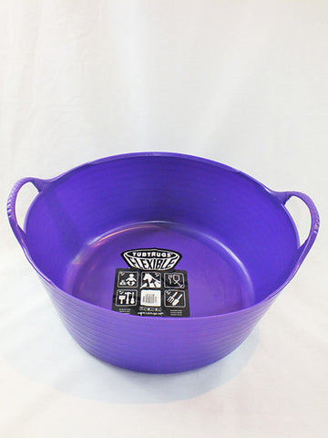 Medium Shallow Tubtrug