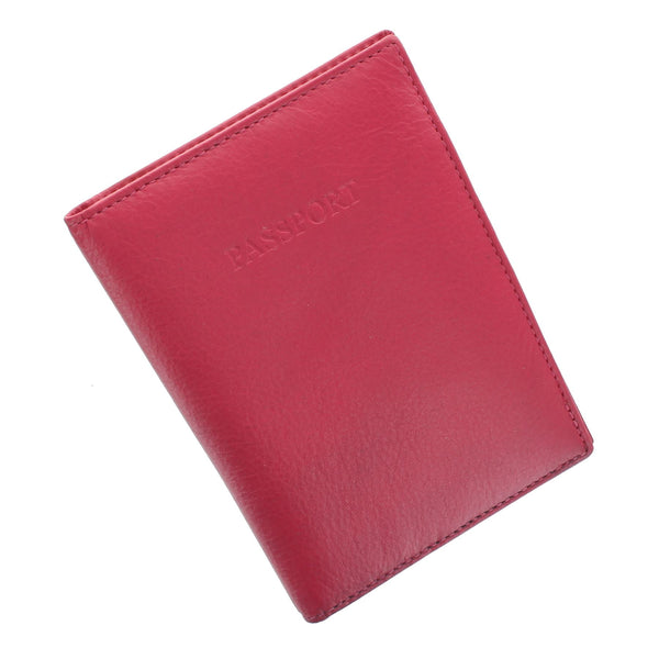 Visconti POLO Collection Leather Passport Holder 2201