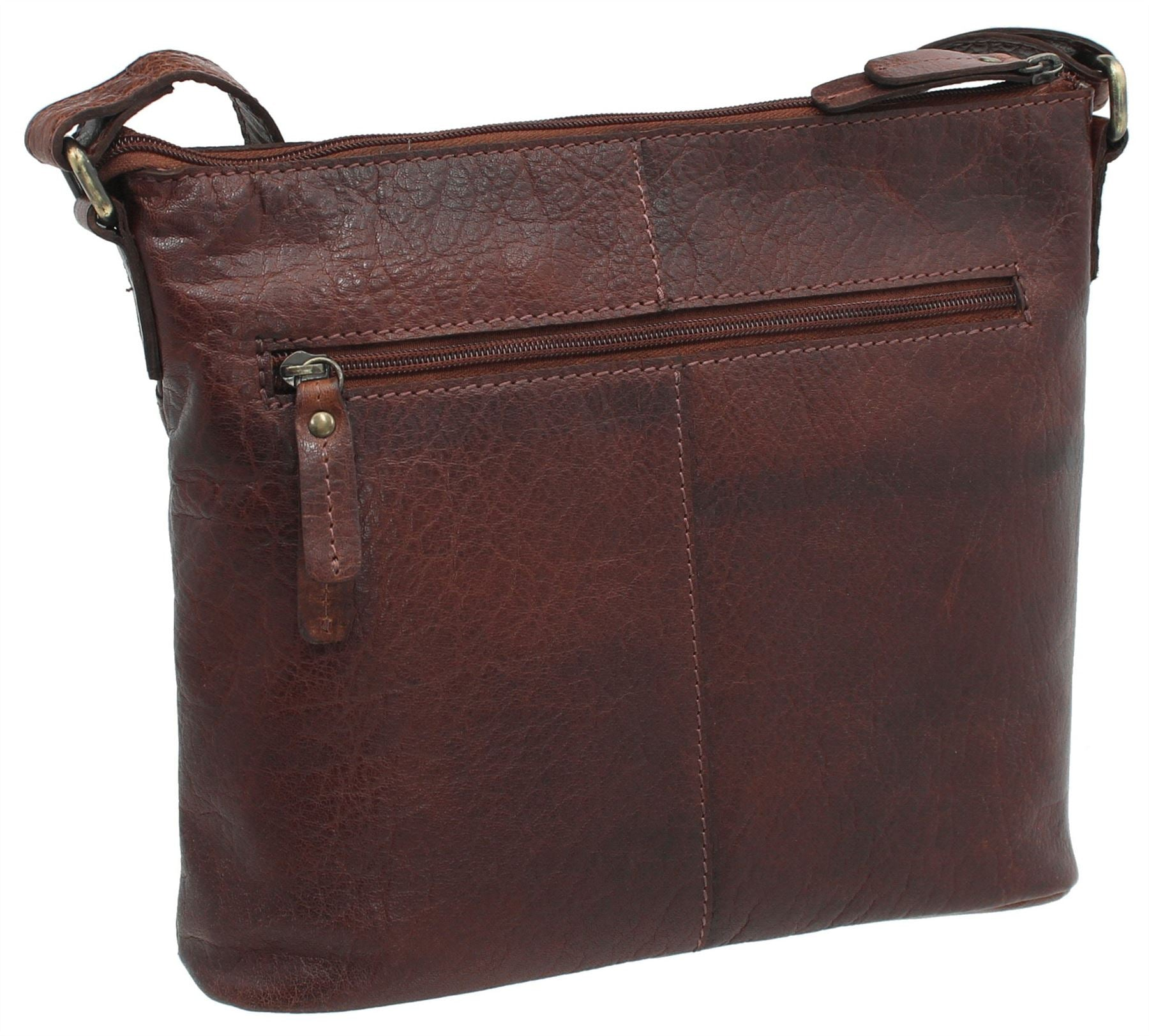 Mala Leather Warwick Collection Leather Shoulder Bag 7157/_26