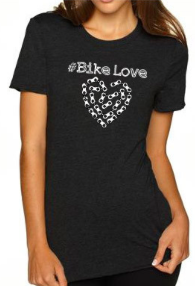 Bike Love Graphic T-Shirt