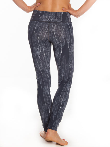 Women's Running Tights in Lakota Design