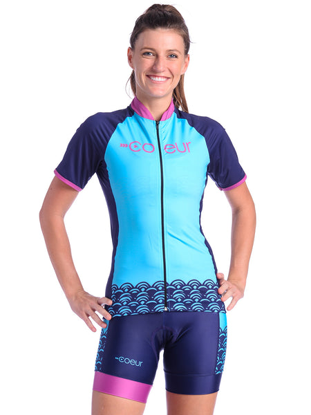Hapuna Cycling Top