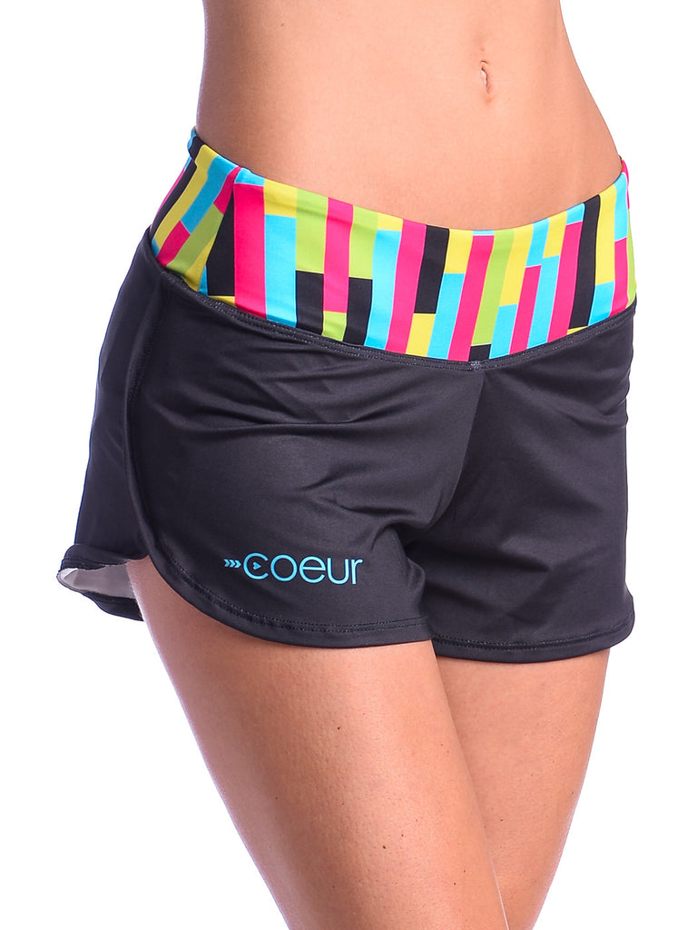 Mix Tape Run Shorts