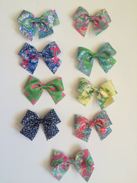 Lilly Pulitzer Hairbows Size Medium