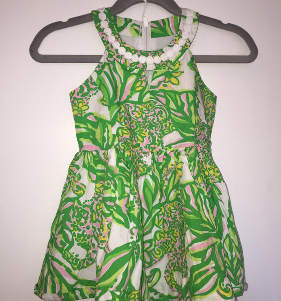 Lilly Pulitzer Spring Dress