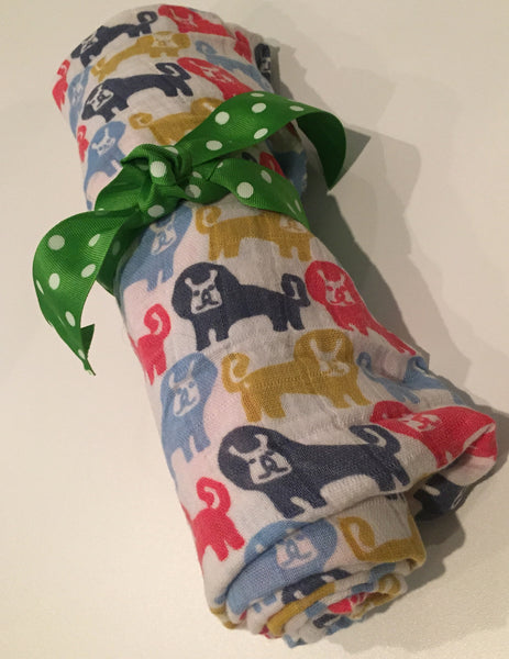 Baby Boden Swaddle Blanket