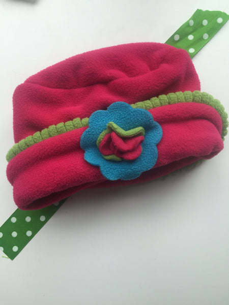 Widgeon Hot Pink Hat