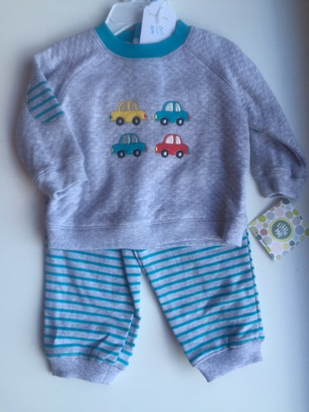 Little Me Car Outfit