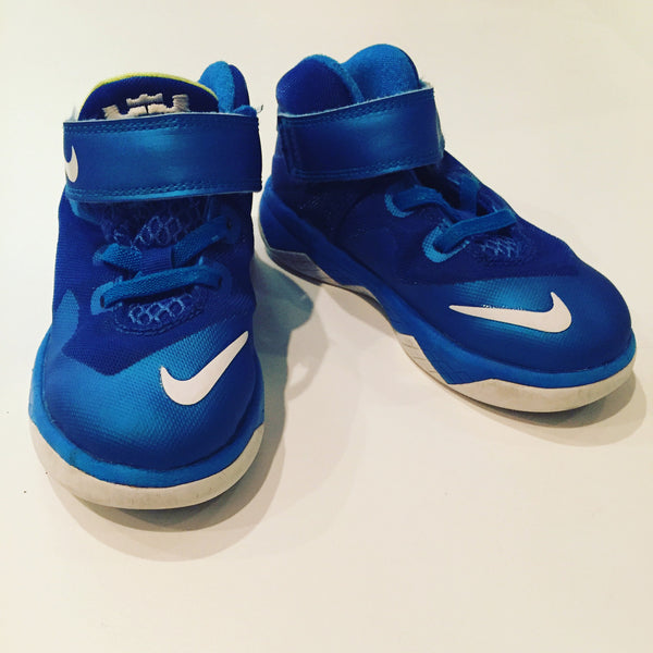 Nike Toddler Boy Electric Blue Shoes