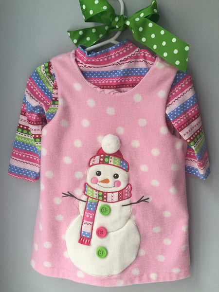 Snowman Jumper & Matching Shirt
