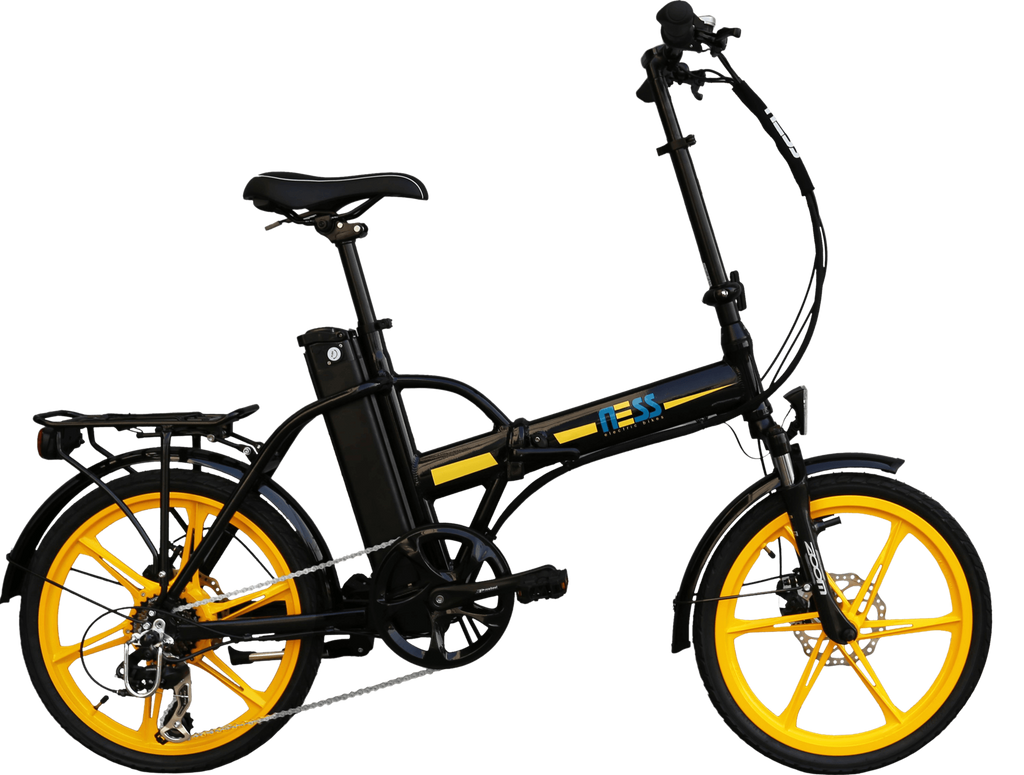 Ness Rua Folding Electric Bike