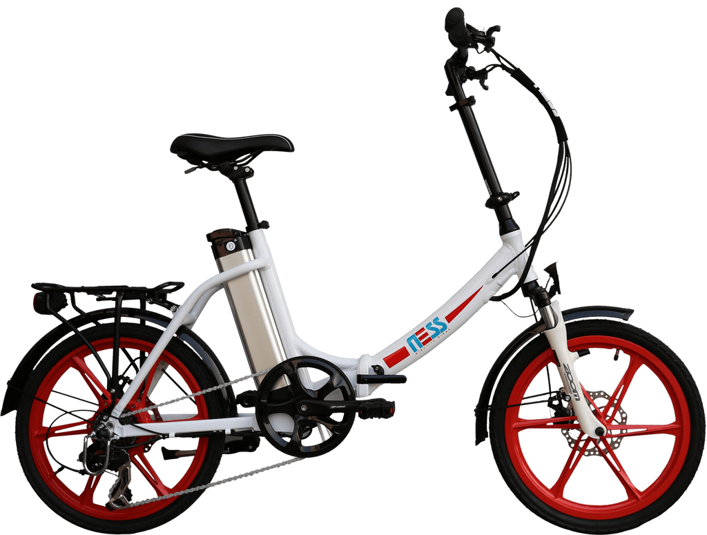 Ness Icon Folding Electric Bike