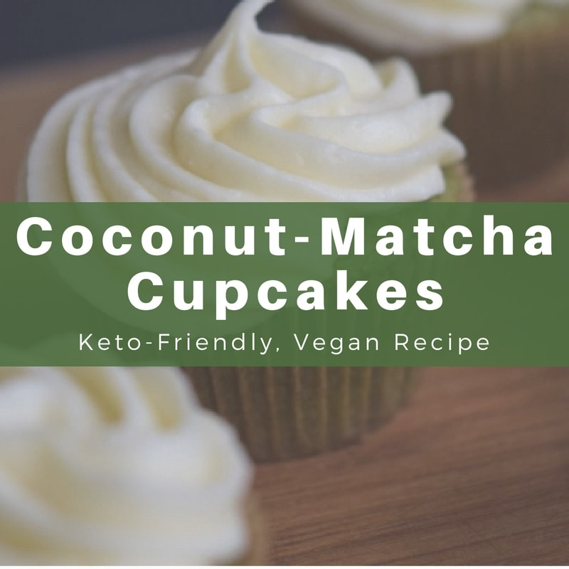 The Best Keto-Friendly, Vegan Cupcake Recipe You'll Ever Try!