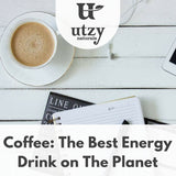 Coffee: The Healthiest Energy Drink on the Market