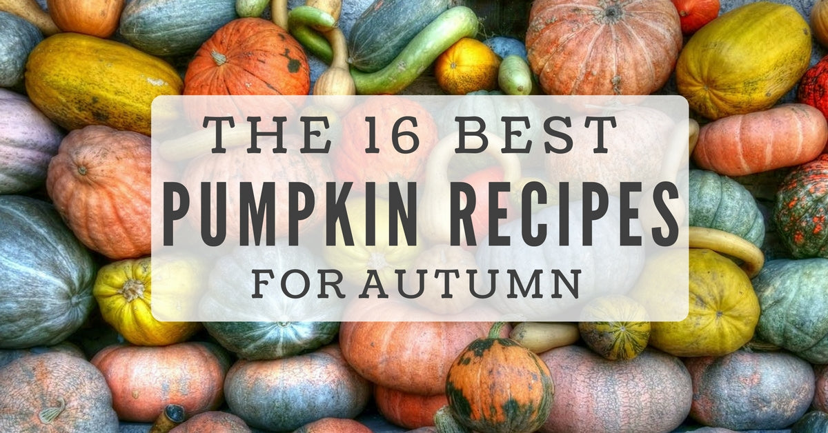 16 Best Gluten-Free Pumpkin Recipes
