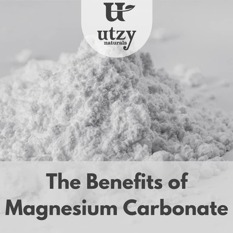 Magnesium Carbonate Supplements - The Complete Guide
