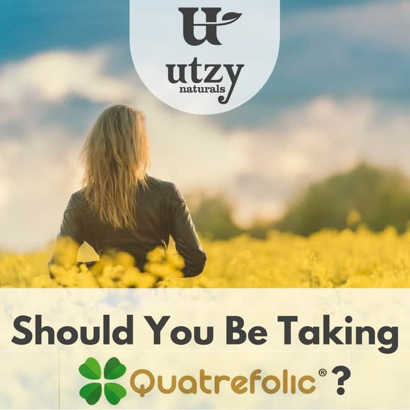 Quatrefolic®: The Best Form Of Folic Acid
