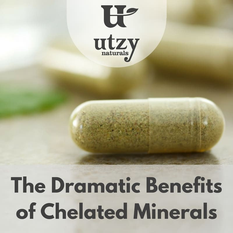 The benefits of amino acid chelates