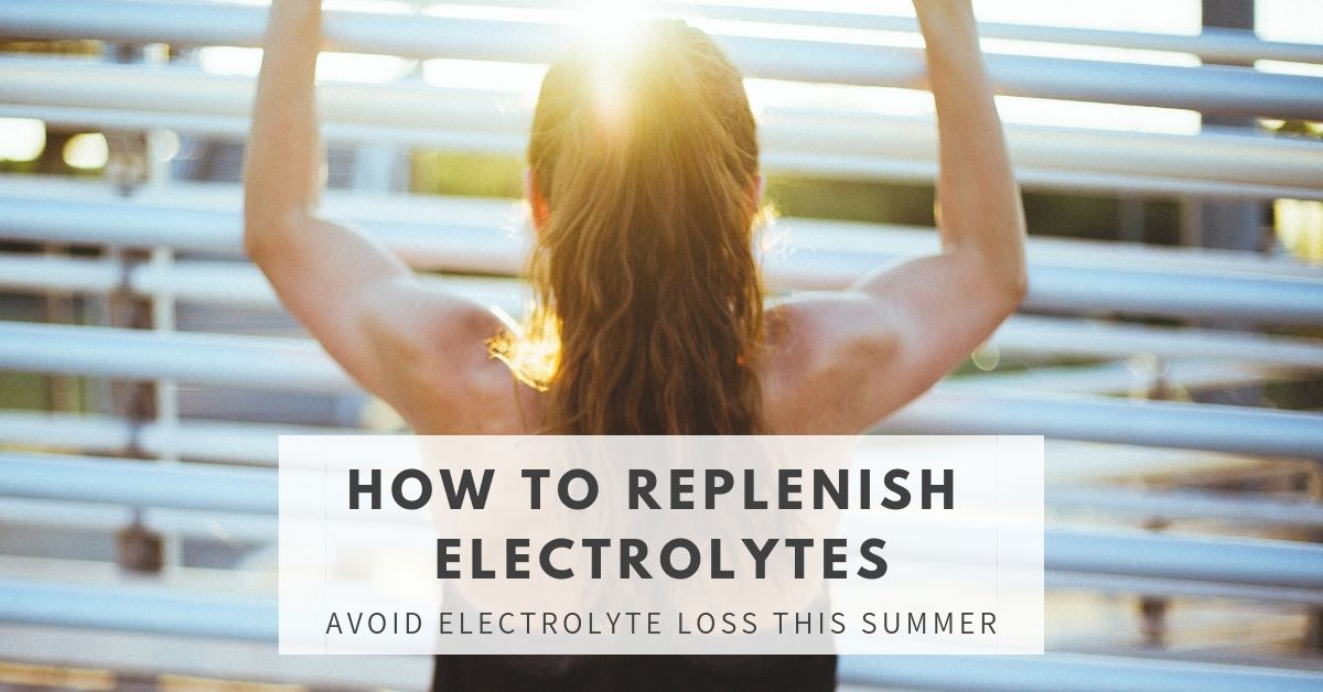 How To Replace Electrolytes