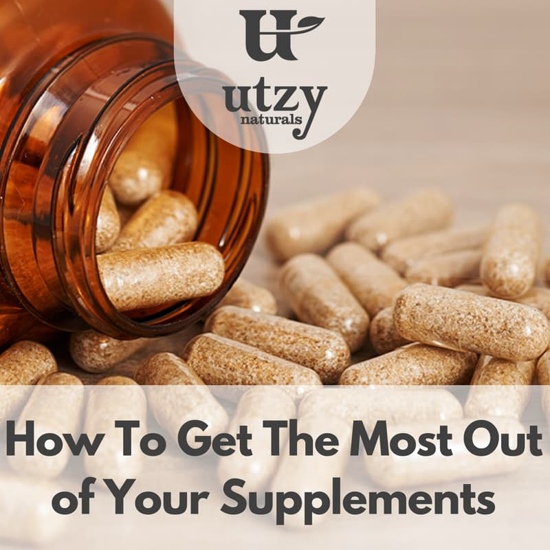 get the most out of your supplements