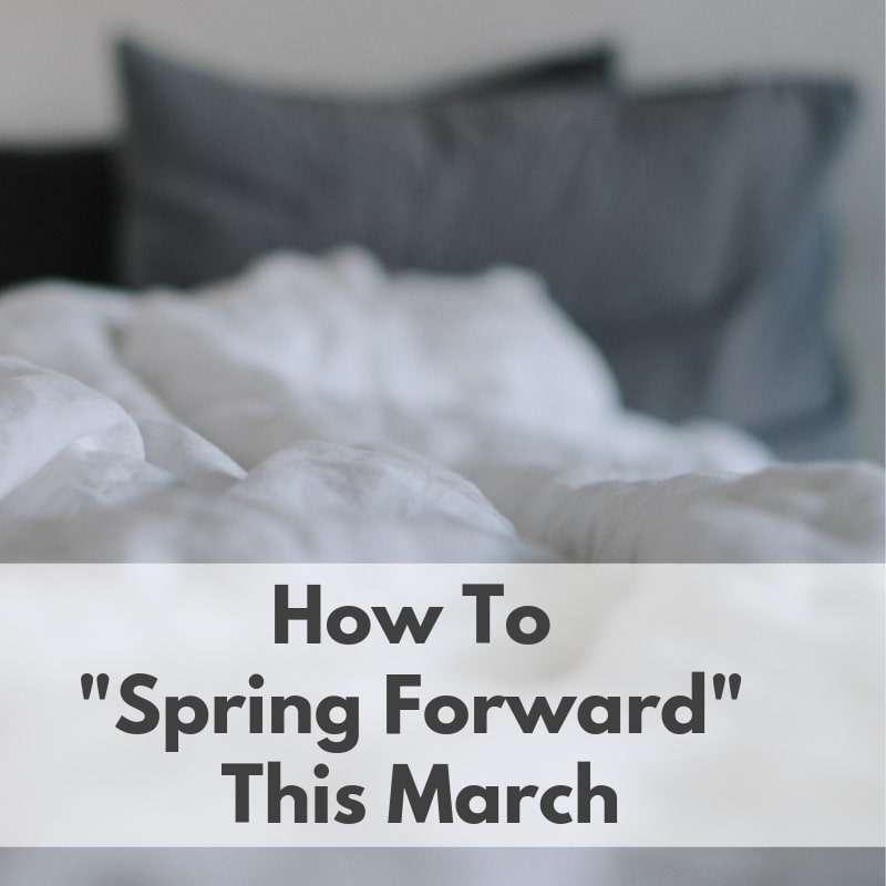 How To Spring Forward This Year